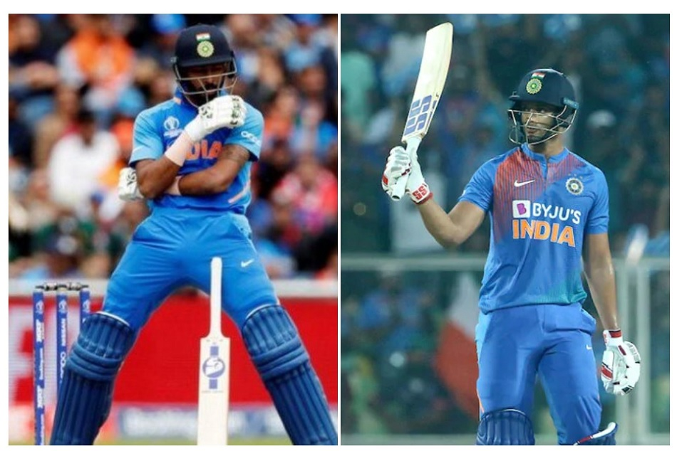 Shivam Dubey gives his firm reply on question whether is he aimed to replace Hardik Pandya