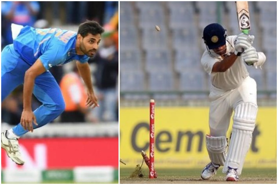 Bhuvneshwar Kumar reveals his untold chapter how getting Sachin Tendulkar out changed his life