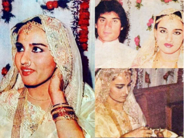 मोहसिन खान-रीना रॉय (Mohsin Khan- Reena Roy)