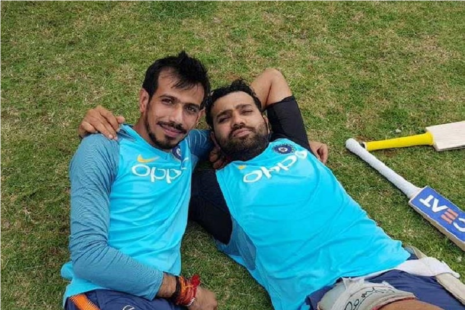 IPL 2020: Rohit Sharma talks with Kevin Pietersen and Yuzvendra Chahal on fate of T20 league