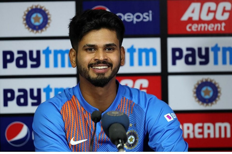 Shreyas Iyer reveals his five role models cricketers names