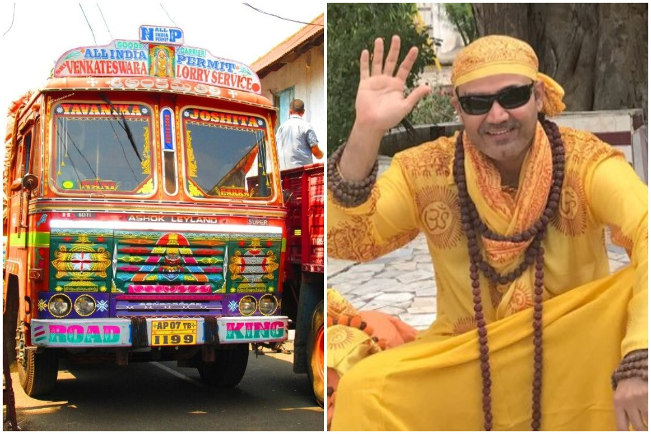 Coronavirus: Virender Sehwag shares picture of backside of a truck to keep social distancing