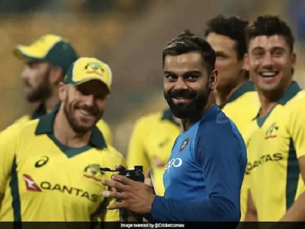'कोहली और टीम इंडिया को स्लेजिंग से डरते हैं ऑस्ट्रेलियाई'