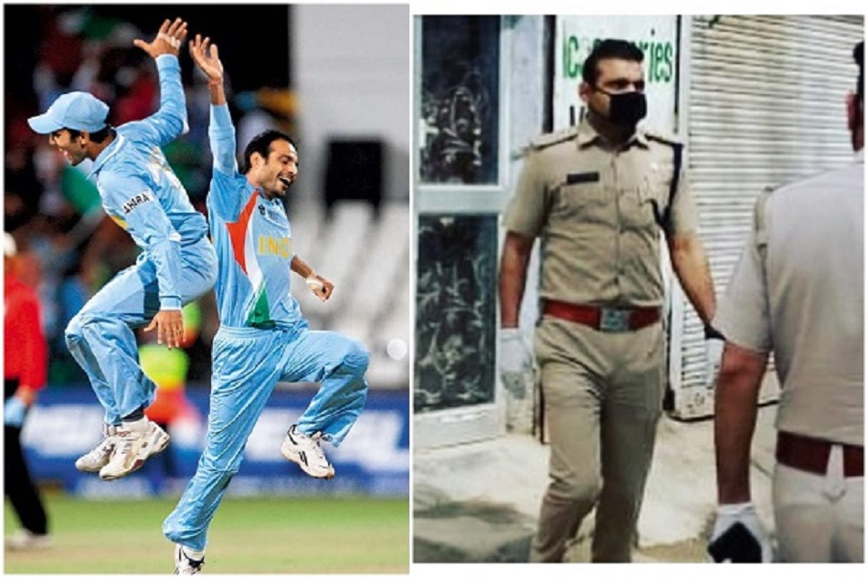 जोगिंदर शर्मा ( Joginder Sharma, India vs Pakistan, 2007 T20 World Cup)
