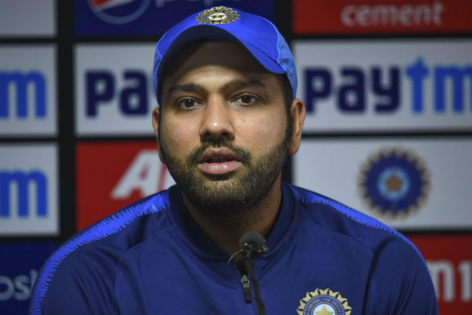Rohit Sharma reveals how much world cup he wants to win for India in upcoming three events