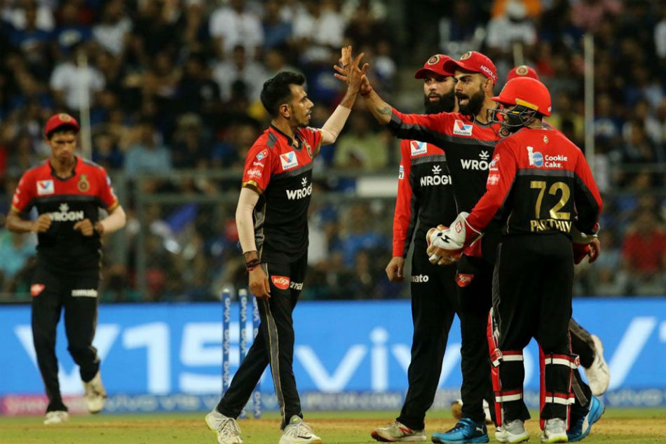 Virat Kohli mercilessly trolls Yuzvendra Chahal while talk to AB De Villiers