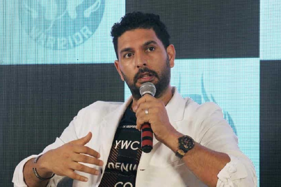 Yuvraj Singh says cricketers try to become something else on Social Media these days