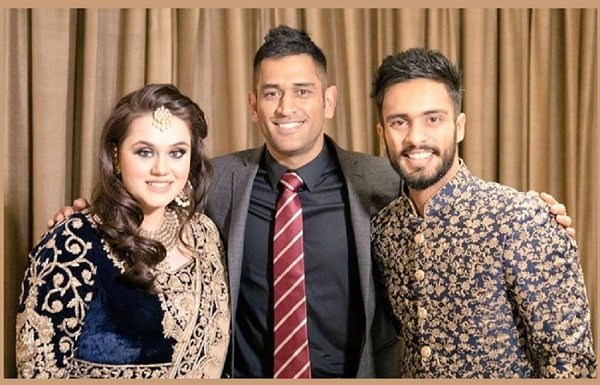 Mandeep Singh narrates how MS Dhoni surprised him by attending his marriage in odd conditions