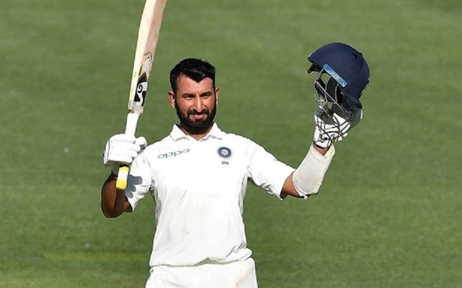 Cheteshwar Pujara recalled thrilling test where Australian sledge him like they already won match