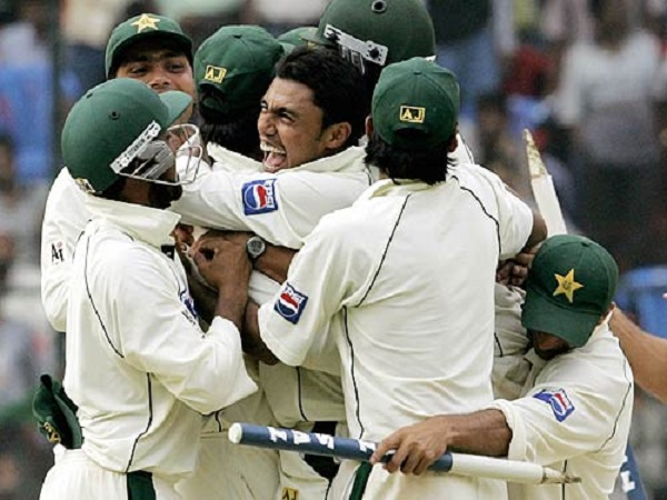कमजोर टीम के साथ आए थे भारत