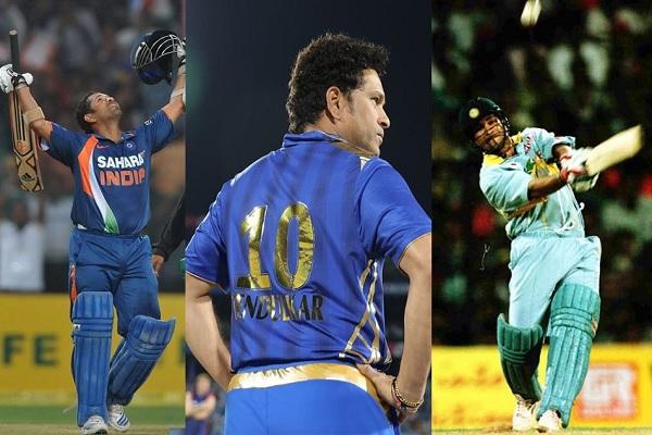 क्रिकेट खेलने के ढंग को फिर से परिभाषित किया