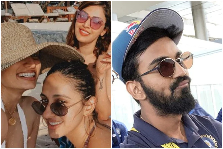 KL Rahul shares screenshot showing his victory in ludo game against Athiya Shetty