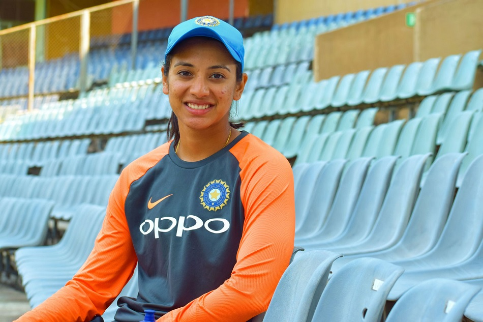 Smriti Mandhana reveals name of Bollywood star as her childhood crush when asked by the fans