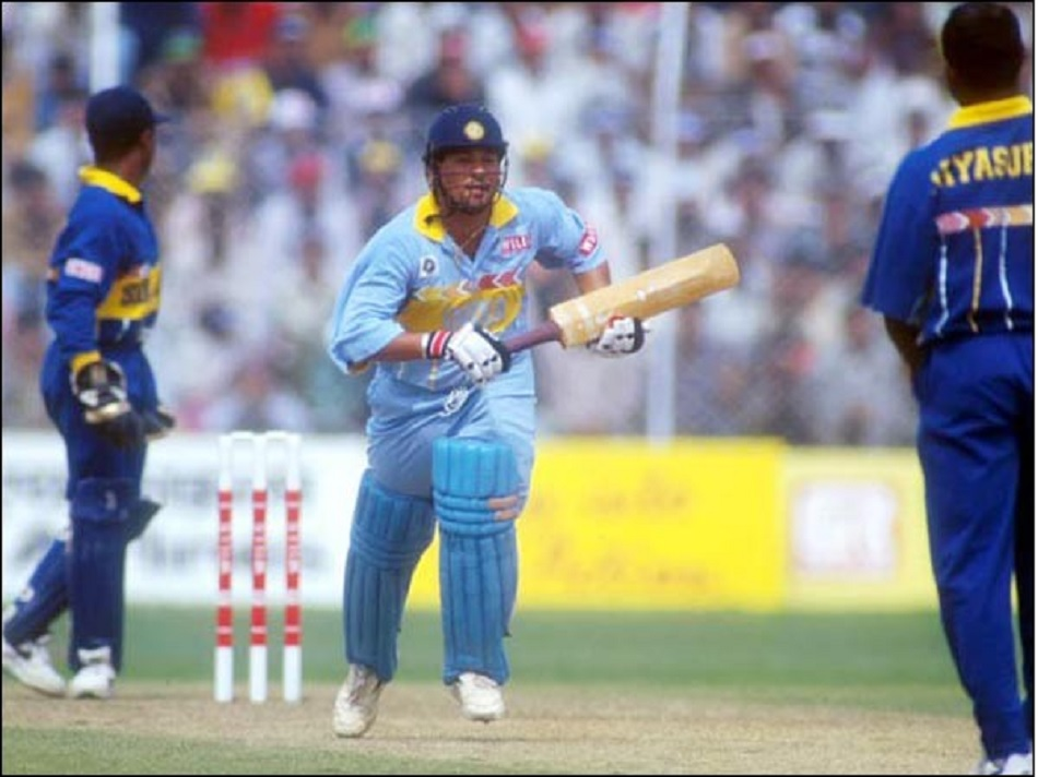 On This Day, 25 years ago, Sachin Tendulkar had become youngest batsmen to achieve 3000 ODI runs