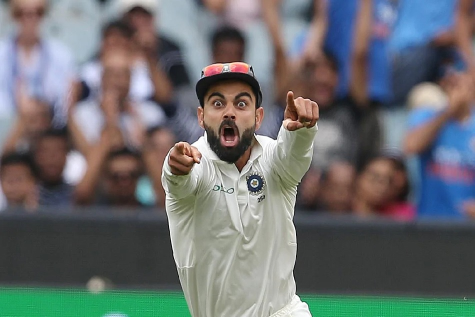 After michael clarke former pakistan captain reacts why bowlers did not mess with Virat Kohli