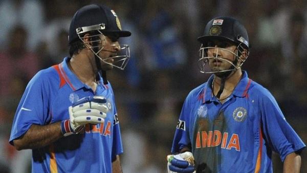 गंभीर ने भी 97 रनों की पारी खेली थी