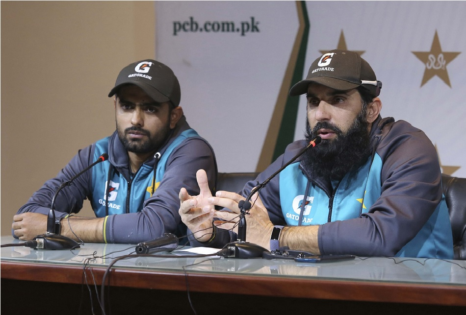 Misbah Ul Haq says Umar Akmal have to show discipline, focus and fitness if he want to get back