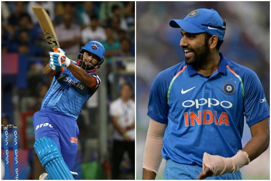 Jasprit Bumrah surprises Rohit Sharma by saying Rishabh Pant wants a Six competition with him- Watch