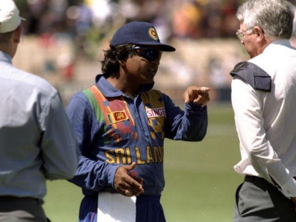 रोमांचक तरीके से श्रीलंका ने जीता मैच, रणतुंगा को होना पड़ा सस्पेंड