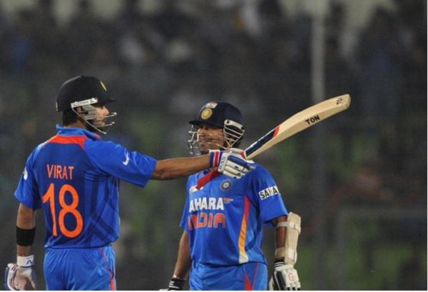 कोहली और सचिन अगले दो खिलाड़ी-