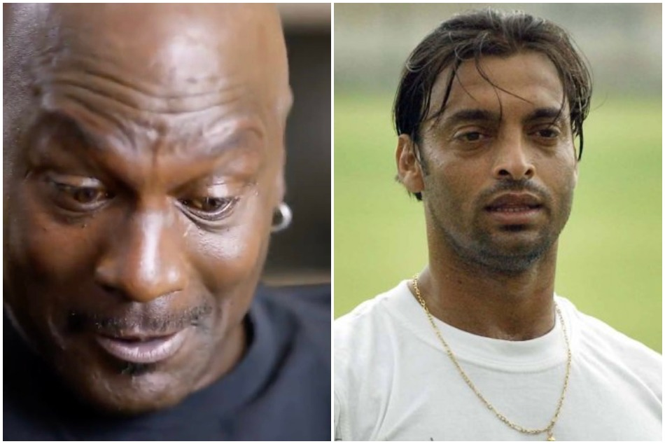 ICC trolls Shoaib Akhtar claim to get out Steve Smith, now pacer replies in his style- Watch