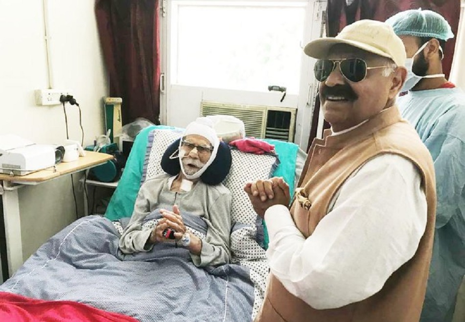 Hockey Olympian Balbir Singh Sr Suffered 2 More Cardiac Arrests Continues To Be Very Critical