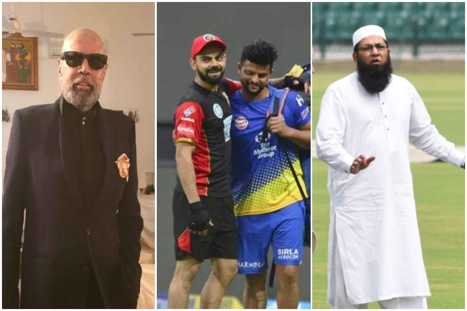 10 cricketers out of 5 made controversy in lockdown, rest 5 became real life heroes