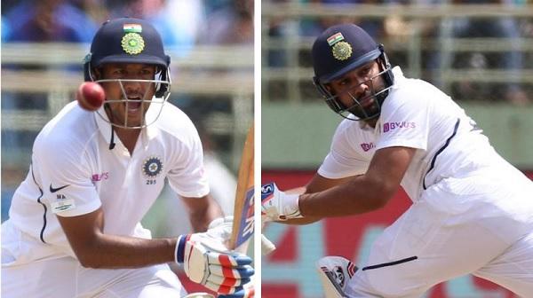 तीन भारतीय बल्लेबाजों को चुना-