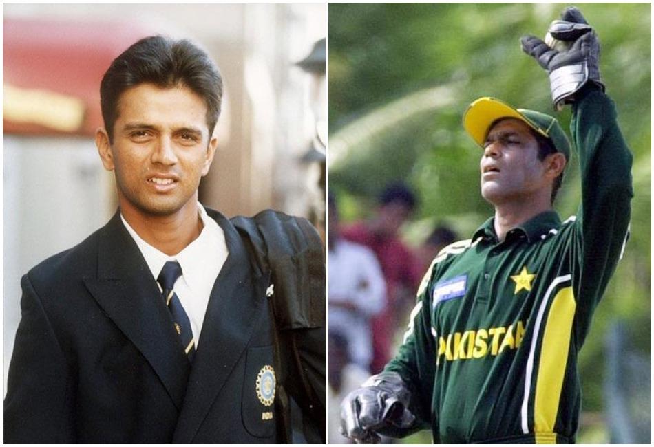 अपने तीसरे ही ODI के बाद जब द्रविड़ ने पूछा- क्या मैं OUT था, लतीफ से जवाब मिला- 'नहीं ब्रदर'