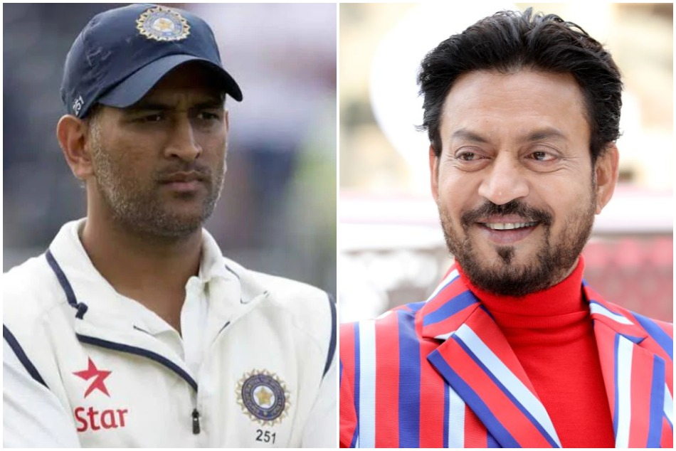 When Irrfan Khan support MS Dhoni during his toughest phase in captaincy career