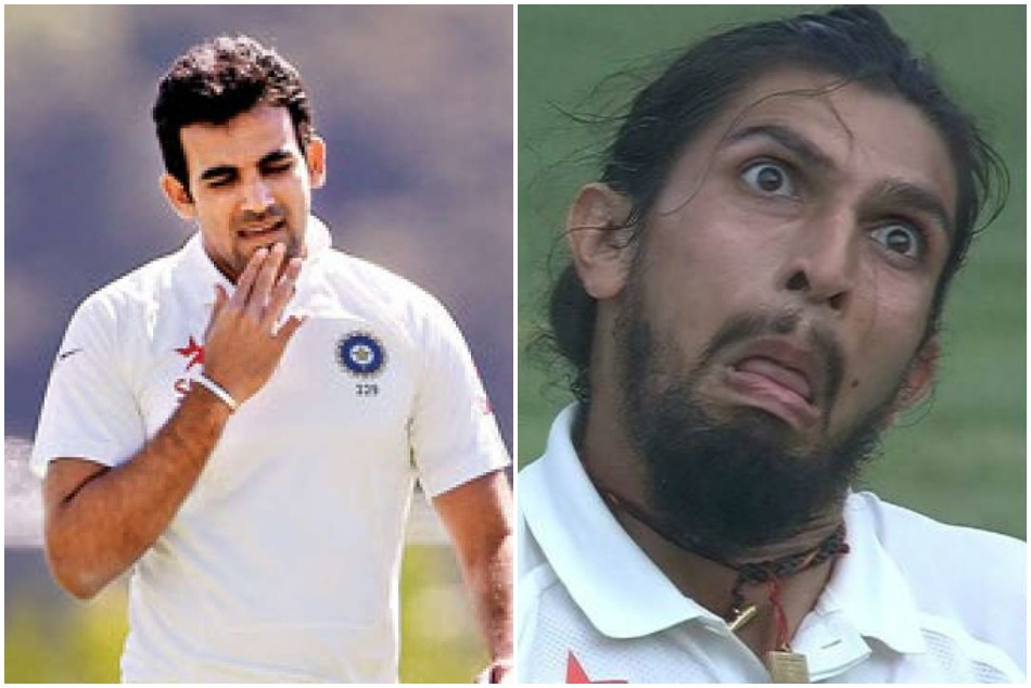 When Ishant Sharma borrowed shoes from Zaheer in debut series, Pacer also talk about his famous reaction to Steve Smith