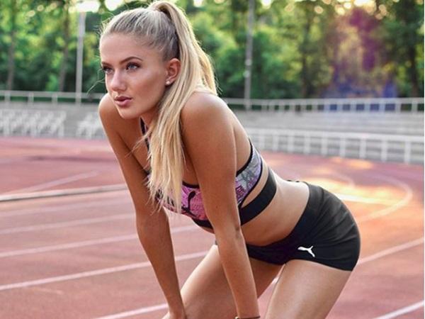 दुनिया की हैं सबसे खूसबूरत एथलीट