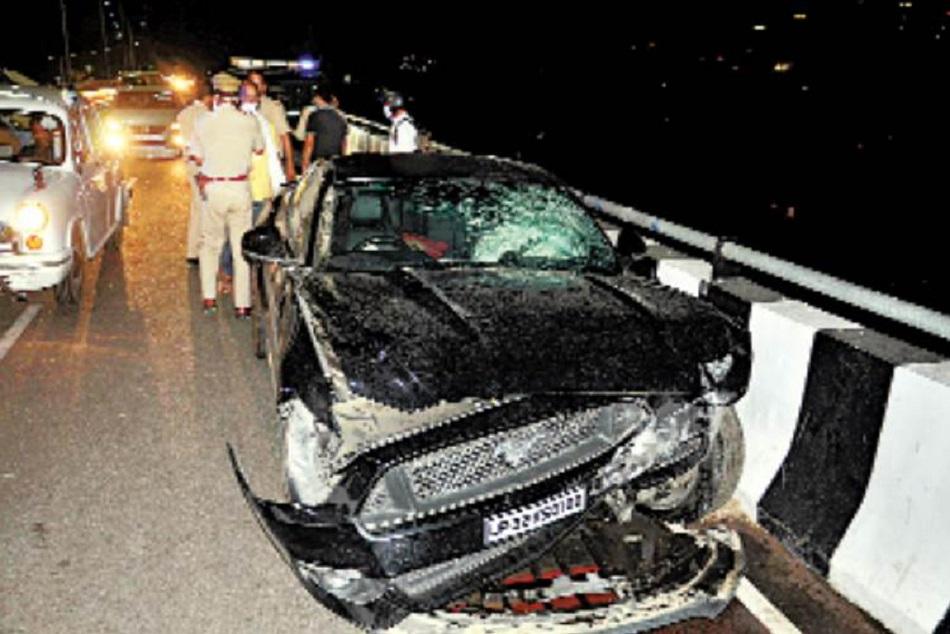 कार एक्सिडेंट में बाल-बाल बचा ये भारतीय क्रिकेटर, मदद के लिए आगे आए राहगीर