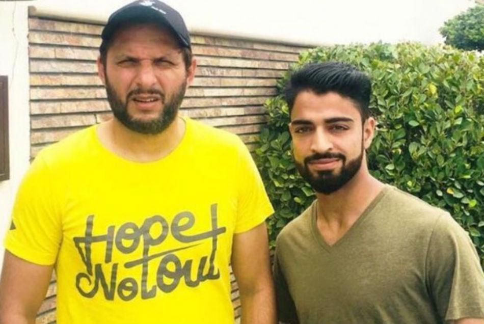 शाहिद अफरीदी ने किया नया दावा, कहा- इस भारतीय खिलाड़ी को पाकिस्तान में दी 3 महीने की ट्रेनिंग