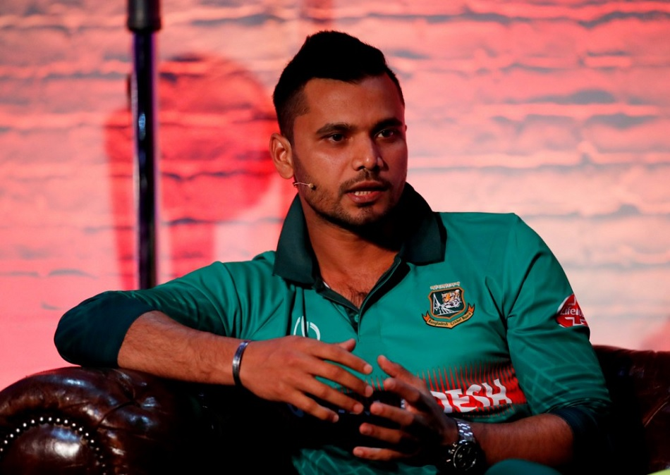 Mashrafe Mortaza picks Ganguly, ponting and Dhoni as his best captain, he liked sourav in them most
