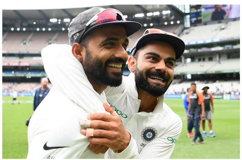 Virat Kohli and team wish Ajinkya Rahane to happy birthday