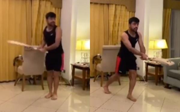 सनराइजर्स हैदराबाद ने शेयर किया वीडियो