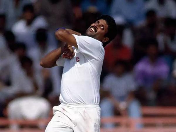 5. कपिल देव- 1986 में मिला ग्रेग रिची का विकेट
