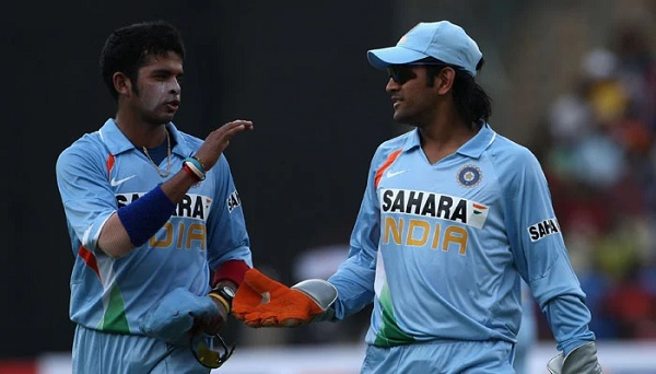 श्रीसंत ने कहा- धोनी में क्रिकेट अभी बाकी