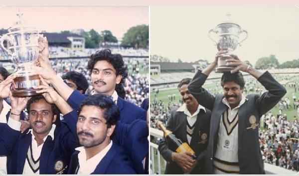1983 की टीम का युवा और उर्जावान चेहरा थे रवि शास्त्री-