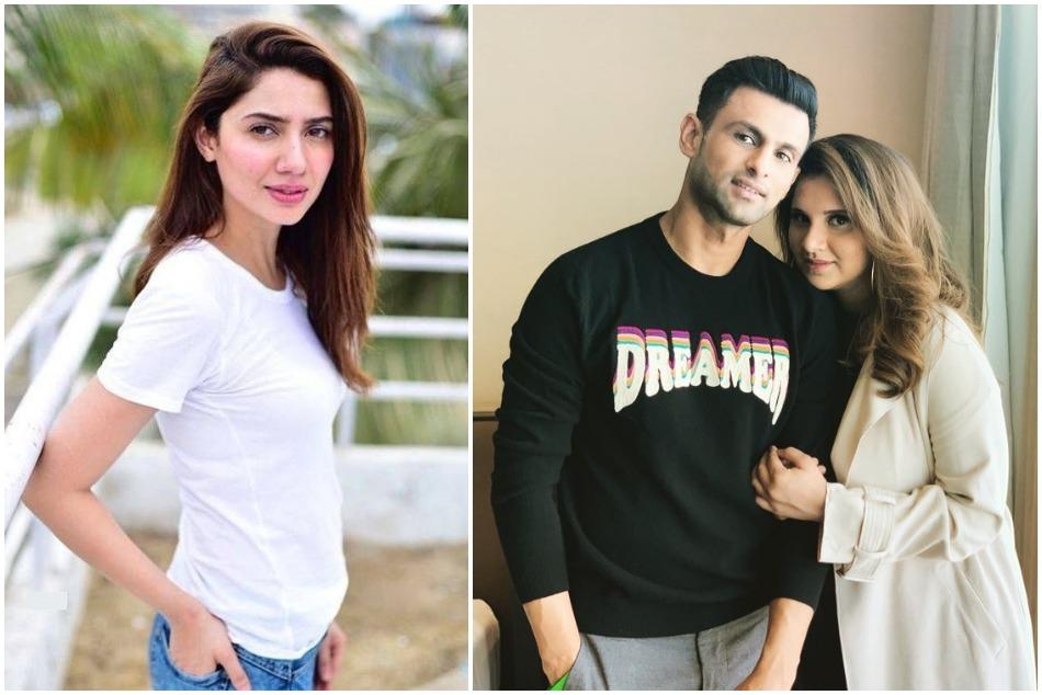 Sania Mirza reacts to Shoaib Malik flirting style chat with Pakistani actress Mahira Khan