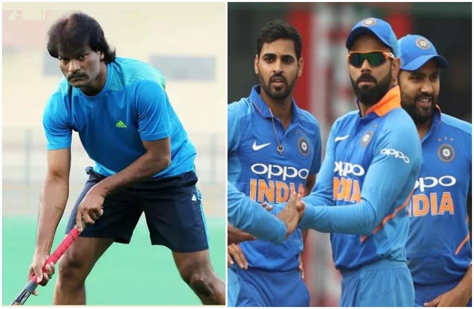 धनराज पिल्ले को अपनी याद दिलाता है ये भारतीय क्रिकेटर, बोले- पूरा देश उसको देखता है