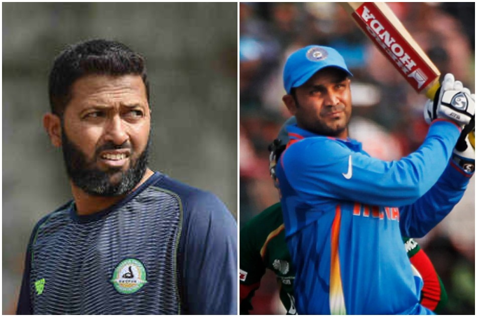 Here is Wasim Jaffer all time India ODI XI, MS Dhoni is captain