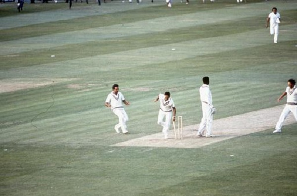 सुनील गावस्कर ने बल्लेबाजी में कर दिया पहली जीत का काम-