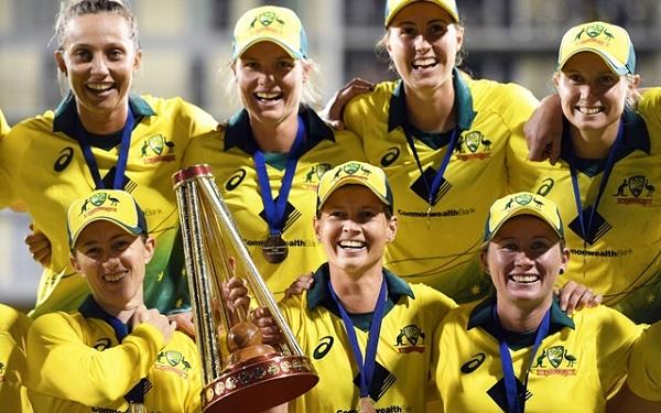 5. पांच वर्ल्ड कप जीतने वाली पहली टीम