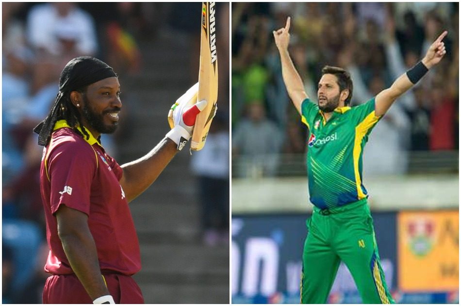 These 5 players has played under most captain in cricket, Gayle, Afridi is in the list