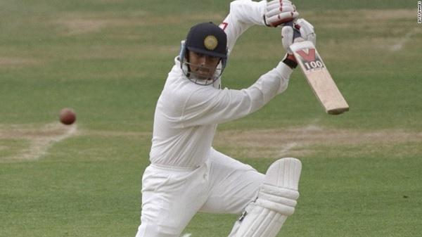 द्रविड़ ने खेली ठोस पारी, 5 रनों से शतक चूका-