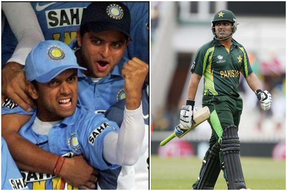 द्रविड़ ने पहले बता दिया था, अकमल अगली गेंद पर कैच देगा- रैना ने किया परफेक्ट प्लान का खुलासा