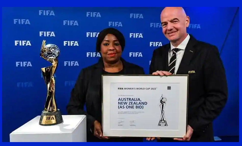 2023 Fifa Womens world cup will be held in Australia and New Zealand