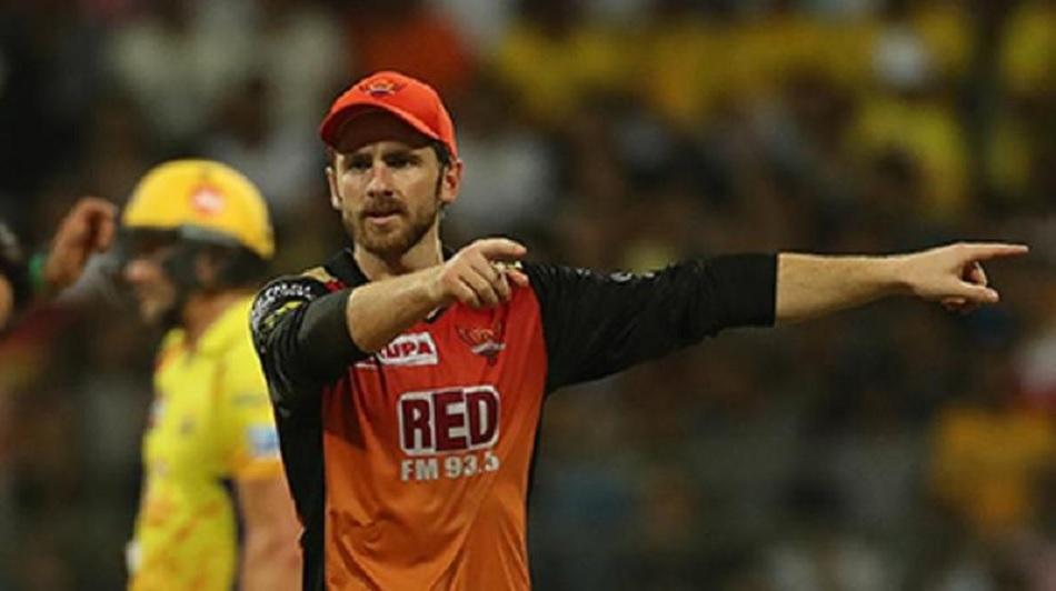 IPL 2020: हैदराबाद की टीम को मिली खुशखबरी, अगले मैच में खेल सकते हैं केन विलियमसन